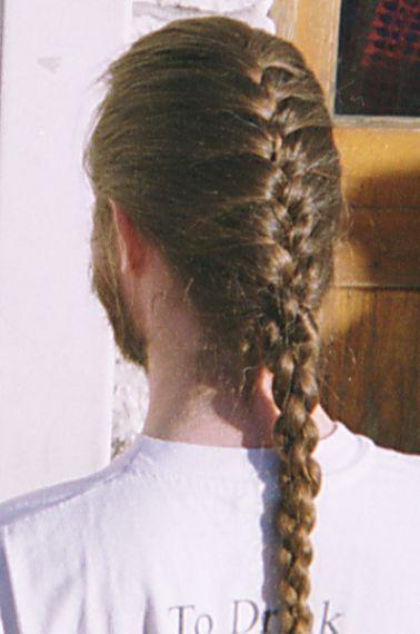 French braid hairtalk 7245 httpthe lightvictor4strandg ccuart Gallery